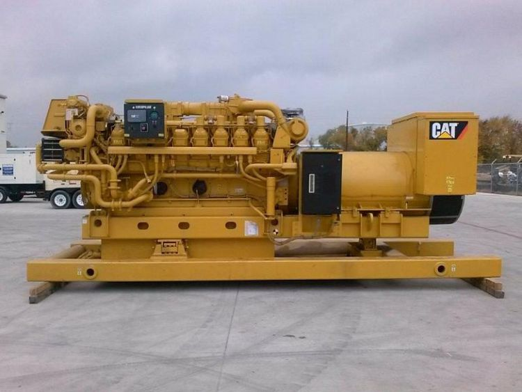 Caterpillar 3516B HD Diesel Marine Engine