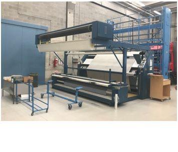 Castelli winding-inspection machine
