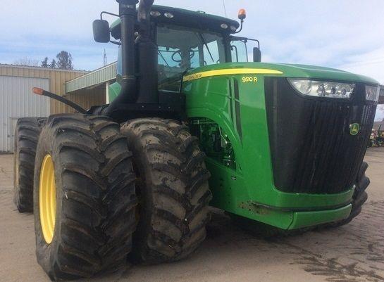 John Deere 9510R Articulated 4WD Tractors
