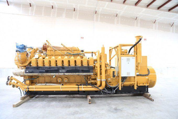 Caterpillar G 3520C GAS GENSET