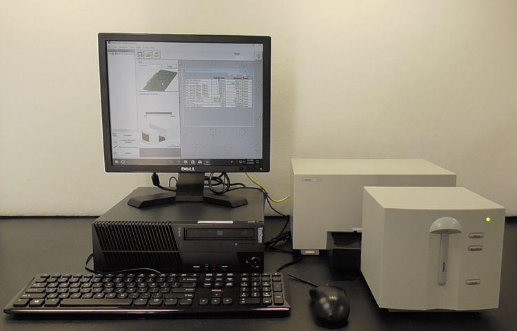 Agilent 8453 G1103A Spectrophotometer