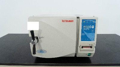 Tuttnauer 2340E, Benchtop Autoclave-Steam Sterilizer