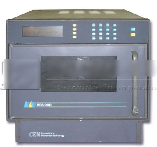 CEM MDS-2000 Microwave Digestor Oven