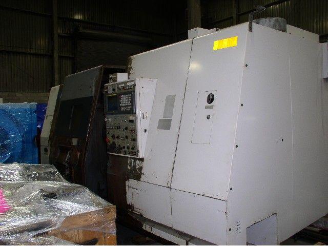 Mori Seiki Fanuc 16TT Cnc Control Max. 2500 rpm ZL-35B/750 2 Axis