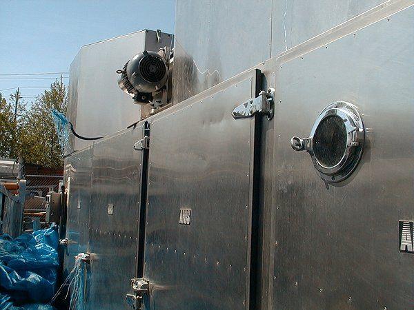 Afos 120ST 4 Truck Smokehouse