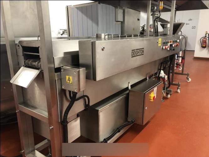 Deighton Econofry 200/300/400/600mm Electric Fryers