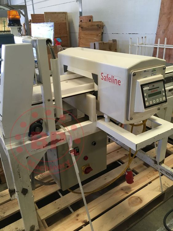 Mettler Toledo Safeline arc , Metal detector