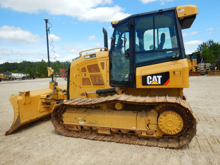 Caterpillar D 5 K 2 LGP Bulldozer