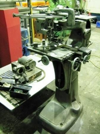 Others (503) Type D Hobson Engraving /diesinking machine Max. 18000 rpm