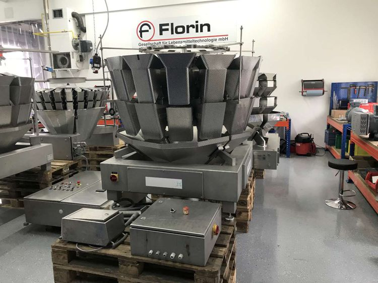 Other HDW 14-6.0 Multihead weigher
