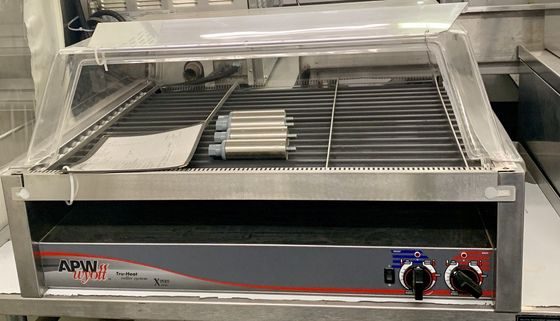 APW HRS-75 5T HOT DOG ROLLER