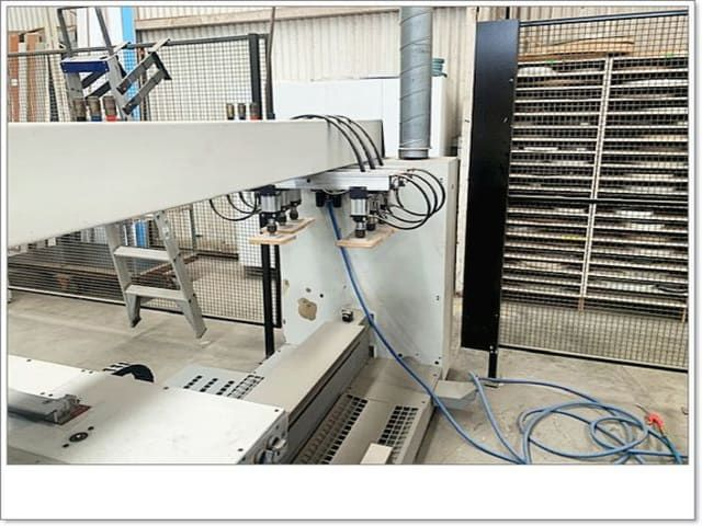 Biesse KF, Automatic Drilling Machine