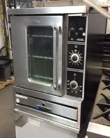 Garland Half Size Convection Oven Nat Gas