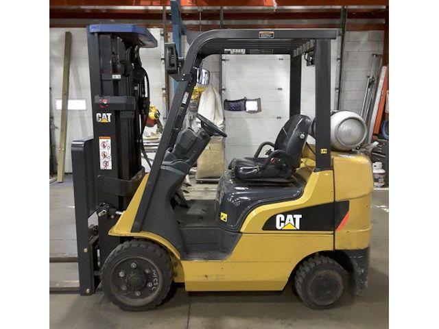 CAT 2C5000 Capacity 5000