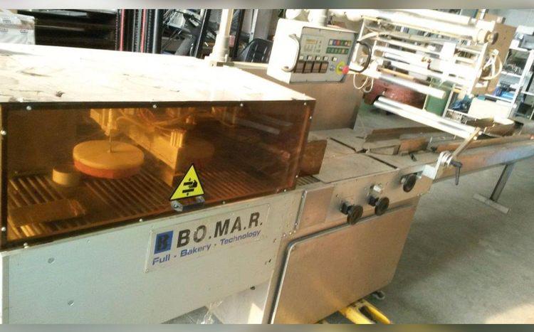 Bomar Horizontal packaging machine