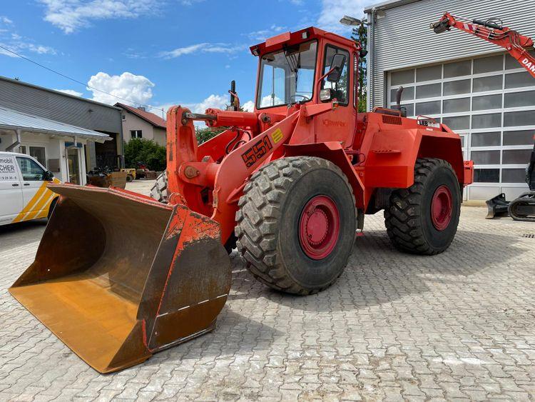 Liebherr L551 Wheel Loader