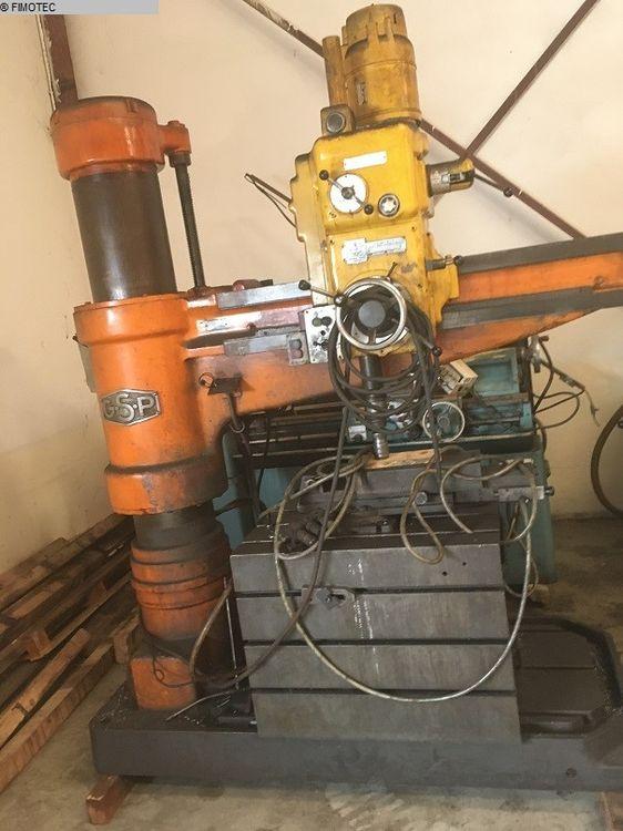 GSP 405 T 1500 U/min