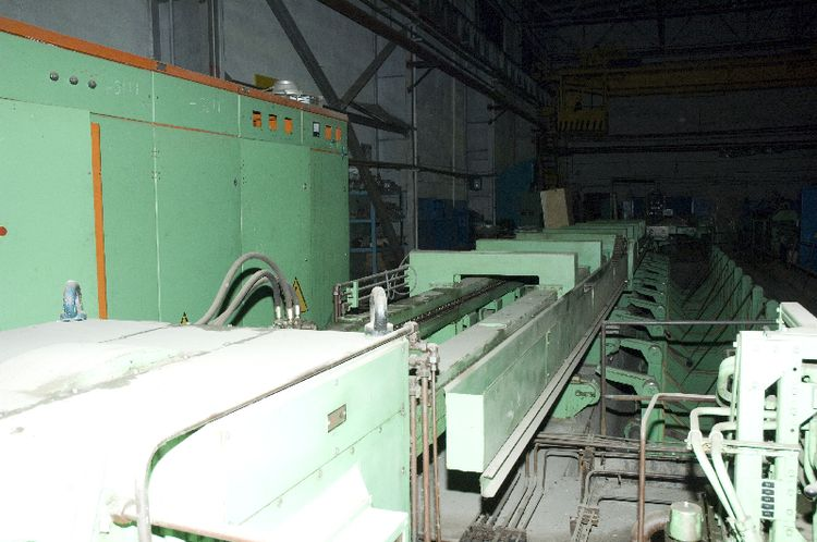 Kieserling 20 TL Tube, Mill