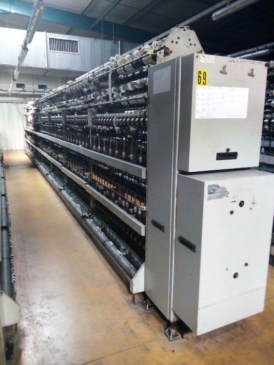 14 OMM Single covering machines and winders