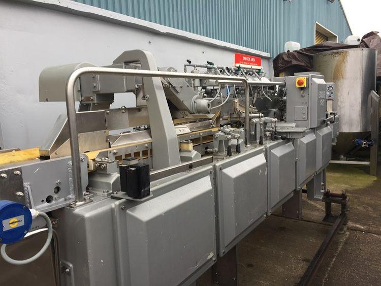 Baader 184 Filleting Machine