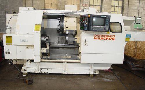 Cincinnati Acra 850SX CNC Variable MILACRON 1212U 2 Axis