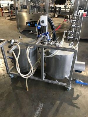 GSS MKW , single head keg washer