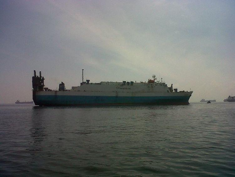 Others Cargo (Roro) 463.28 MT