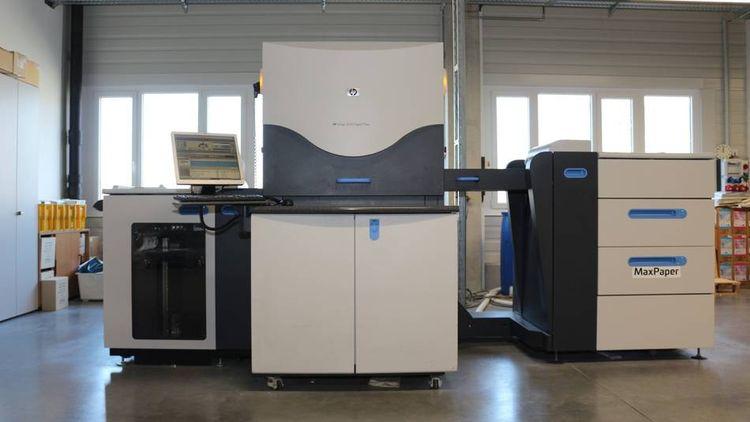 HP Indi go 3550, Digital Press