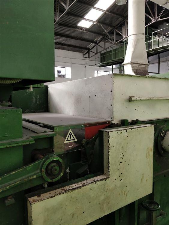 Faes, Margasa, Tecnomeccanica 5-drum tearing line