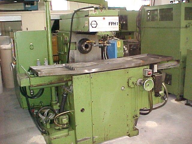 Fritz Werner FPH 1 V 1 Horizontal Max. 1800 rpm