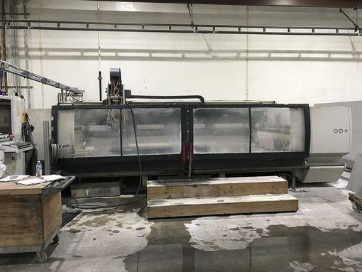 Master 43 STONE & GLASS CNC MACHINING CENTER