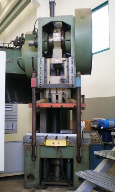 Cotelli P200 FRL Max. 200 Ton