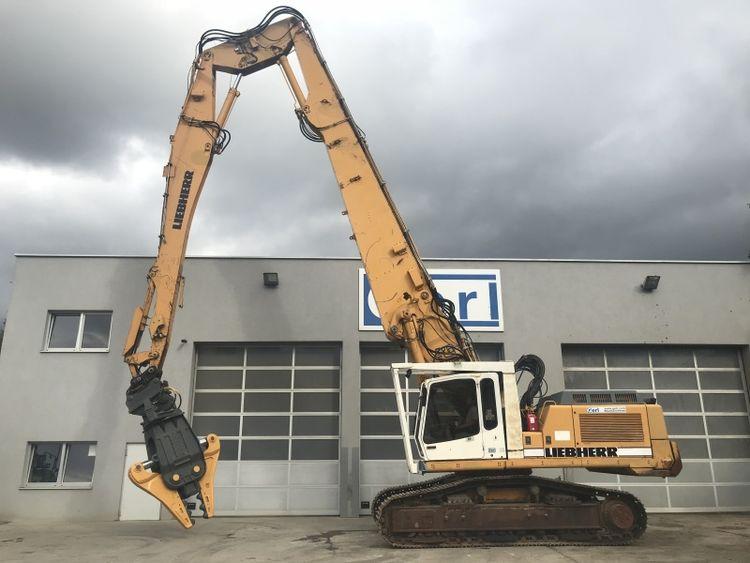 Liebherr R 954 V Demolition Excavator