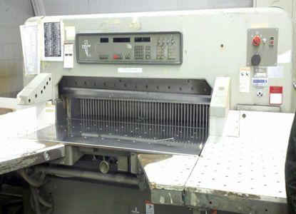 Polar 137EMC, Guillotine Machine, Max 137 cm