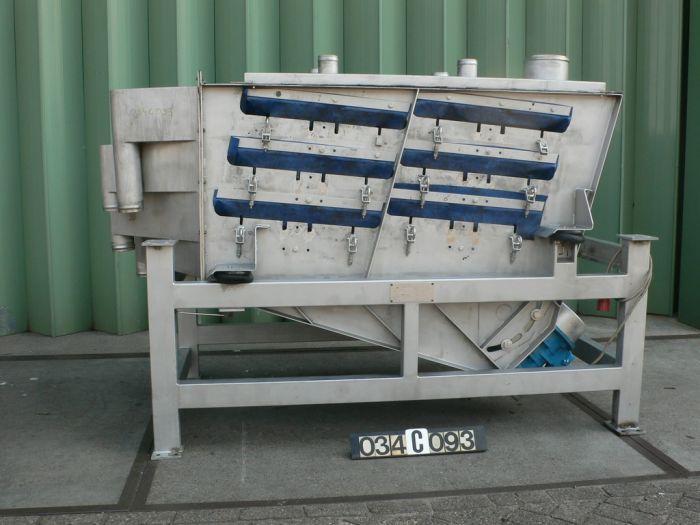 Superior ZM 1500/750/4 - Vibro sieve