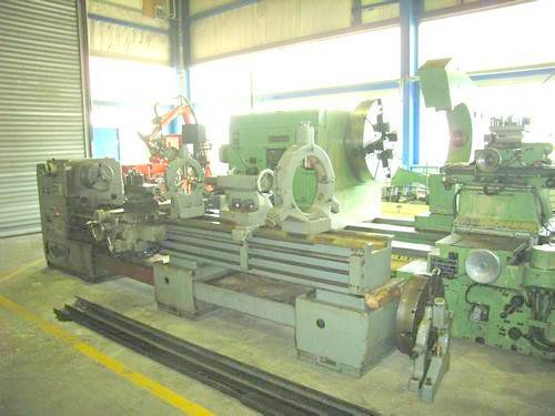 PBR Engine Lathe Max. 1500 rpm TM-35