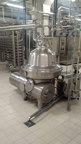 Westfalia MSA 200-01-076 Milk Separator