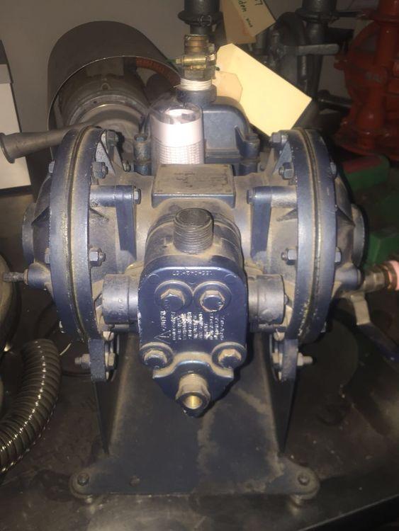 Sandpiper SB1-A Type 4, Diaphragm Pump