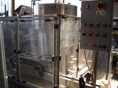 Vir Mauri Vacuum filler, 12 valves