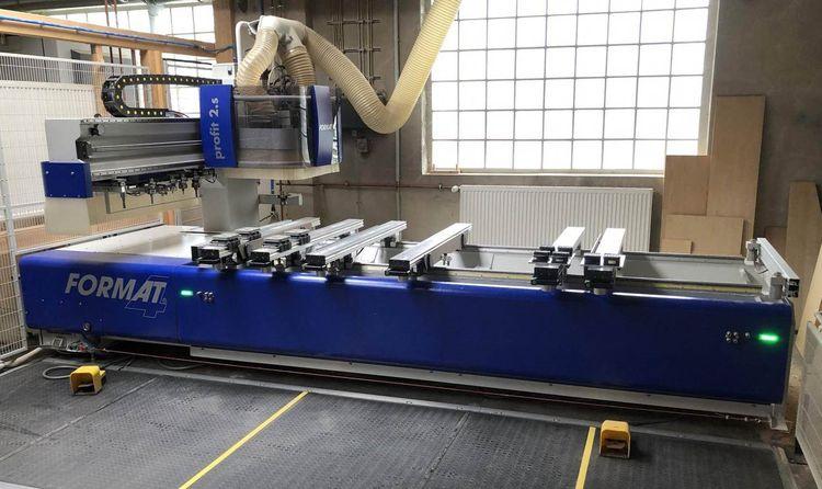 Felder Format 4 Profit 2.S, CNC machining center 3
