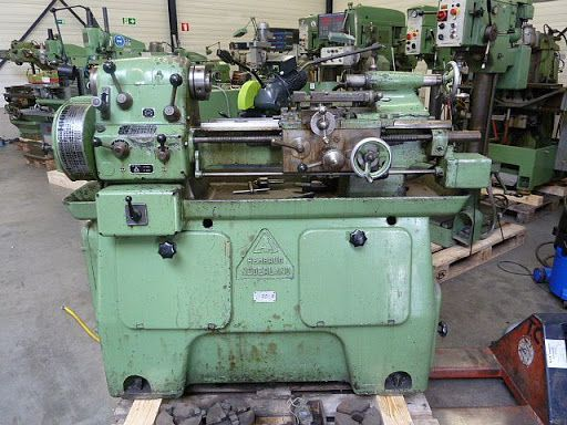Hembrug Engine Lathe Max. 4000 rpm DR1S
