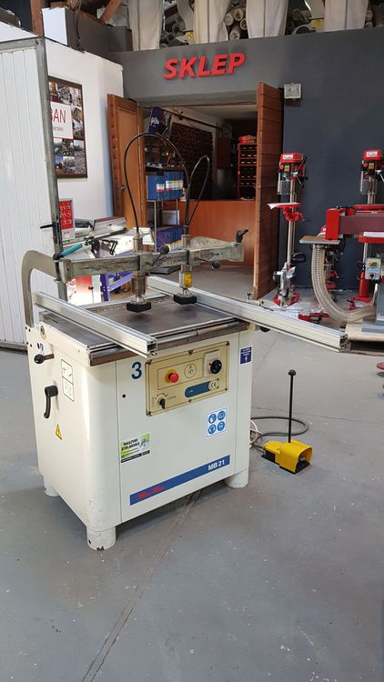 SCM Multispindle drilling machine