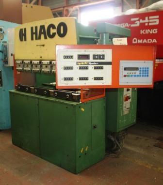 Haco PPH1640 CN 40 Tonnes x 1600 mm 40 Ton