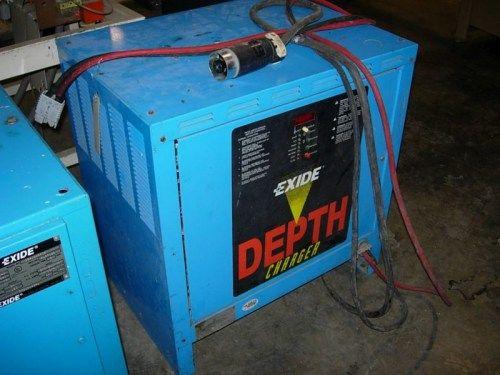 Exide D3E-12-550B