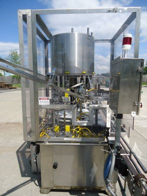 Anderson PP-8006 PUMP PLACER WITH CONVEYOR
