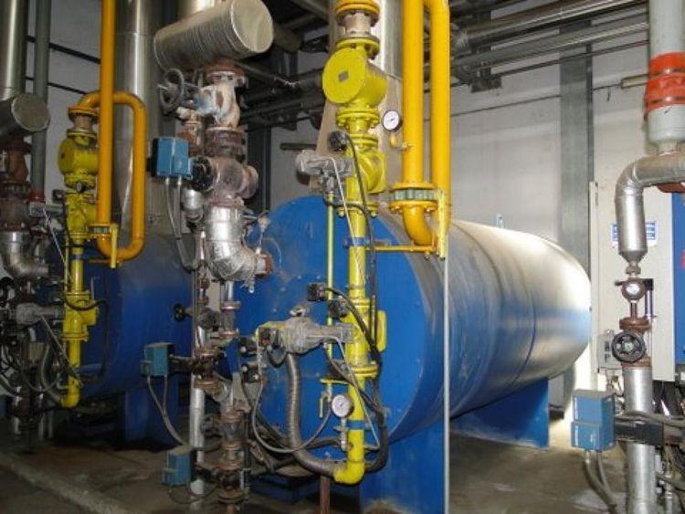 Babcock Wanson Steam boiler 3000 Kg/h