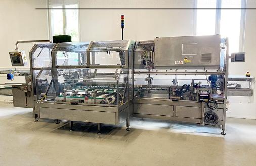 Dienst HK-IV-S-k-10 Cartoning