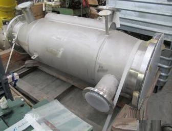 Alfa Laval 2V-V-1T Spiral Heat Exchanger