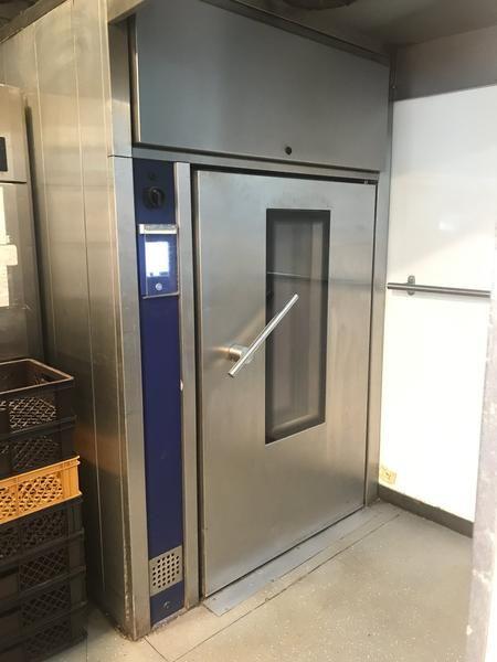 Hein Luxrotor LR 86 2 Rack oven