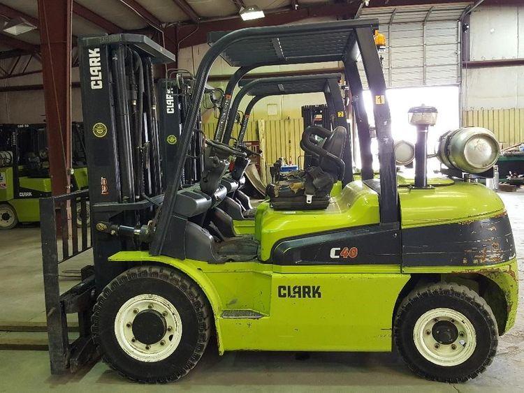 Clark C40L 177T
